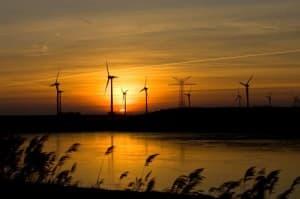 Windmühlen in Ostfriesland, Foto: Karlheinz Krämer