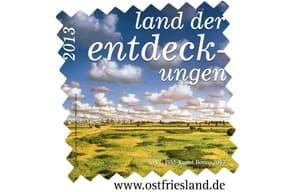 """Die Gezeitenkonzerte in Ostfriesland sind Partner von """"Land der Entdeckungen 2013"""""""