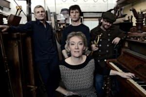 Julia Hülsmann Quartett, Foto: Volker Beushagen
