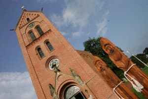 St. Bonifatius-Kirche Arle, Foto: Karlheinz Krämer