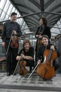 Verdi Quartett, Foto: Momo Rabenschlag