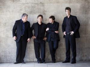 Vogler Quartett, Foto: Özgür Albayrak