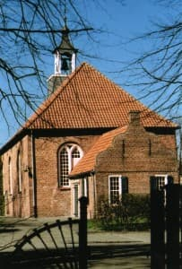 Reformierte Kirche Bargebur, Foto: Karlheinz Krämer