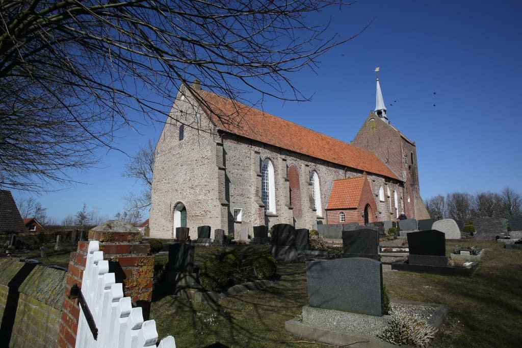 Reformierte Kirche Groothusen, Foto: Karlheinz Krämer