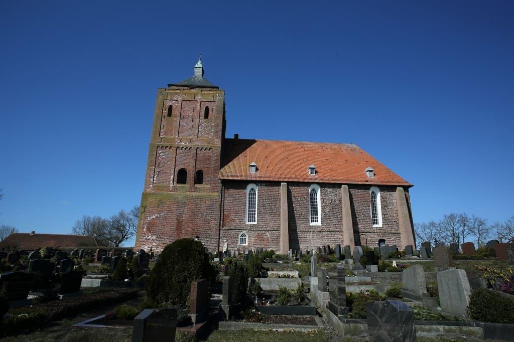 Warnfriedkirche Osteel, Foto: Karlheinz Krämer