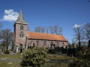Ev.-luth. Petrus-und-Paulus-Kirche Timmel, Foto: Karlheinz Krämer