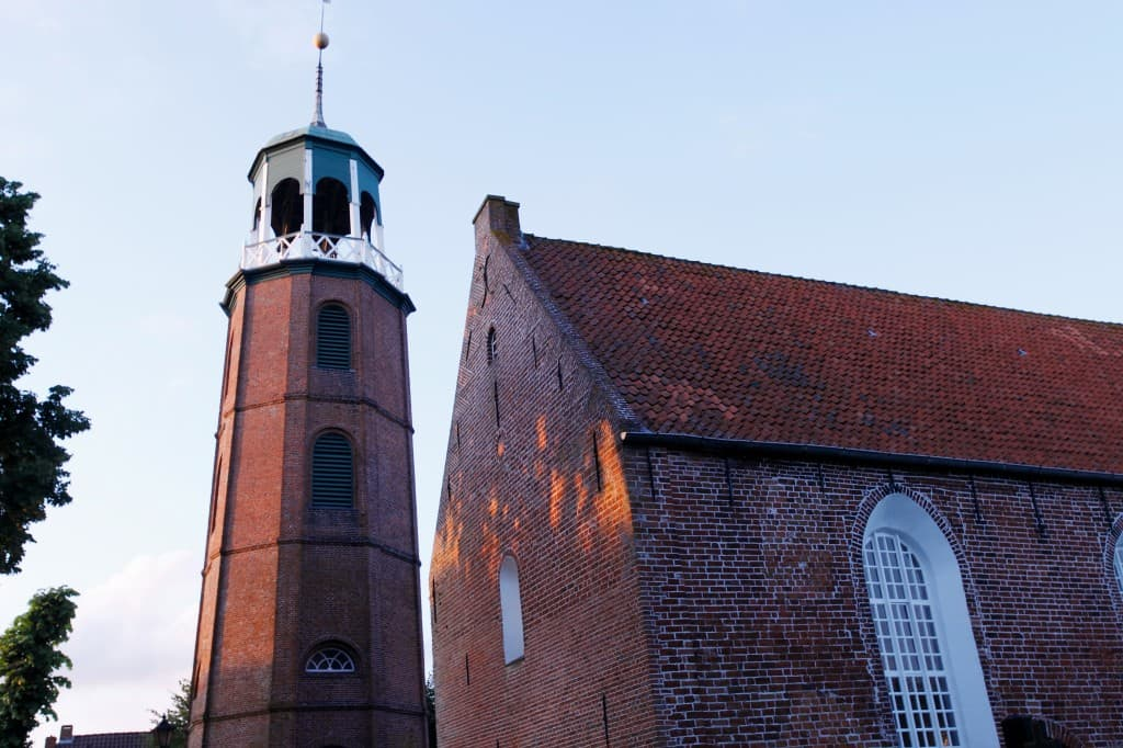 Kirche Ditzum, Foto: Karlheinz Krämer