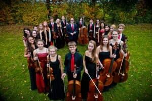 Haydn Jeugd Strijkorkest, Foto: privat