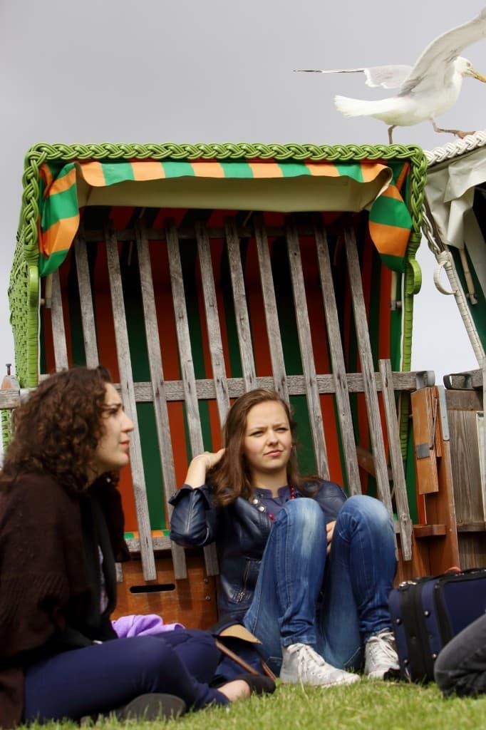 Lilit Grigoryan und Alexandra Conunova-Dumortier, Foto: Karlheinz Krämer
