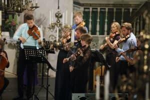 Ensemble Allegria, Foto: Karlheinz Krämer