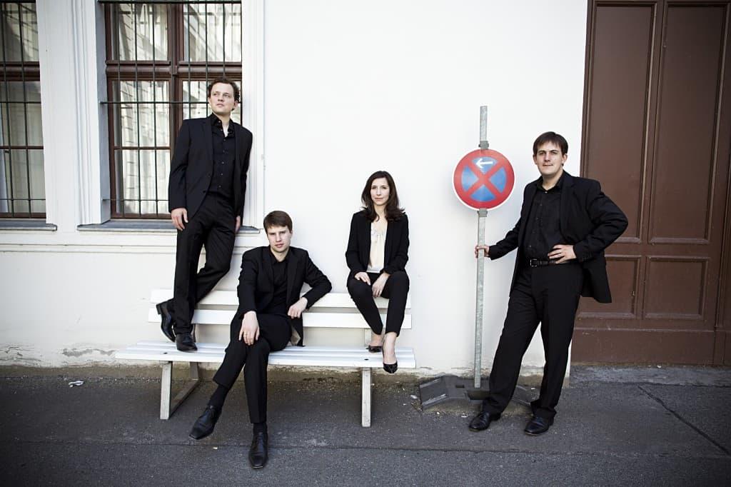 Mariani Klavierquartett, Foto: Fabian Stürtz
