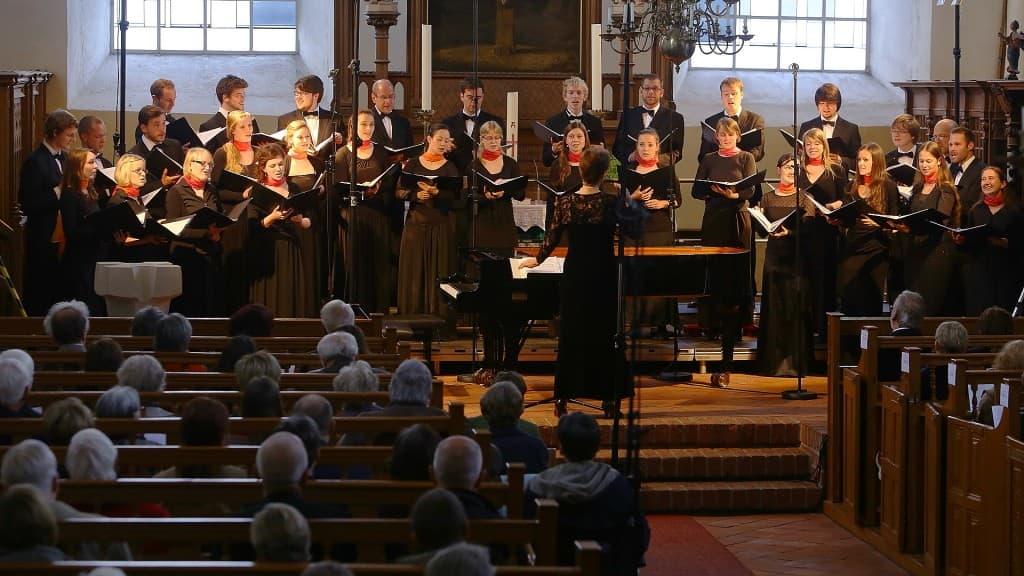 Vocalisti Rostochienses unter der Leitung von Dagmar Gatz, Foto: Karlheinz Krämer