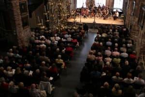 Öffentliche Probe mit der Kammerakademie Potsdam in der Johannes a Lasco Bibliothek Emden