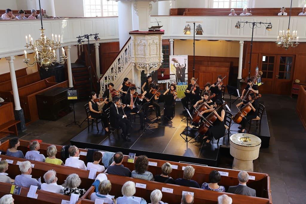 Academy of Taiwan Strings, Foto: Karlheinz Krämer