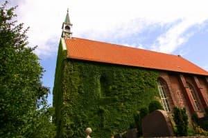 St.-Georgs-Kirche Sengwarden, Foto: Karlheinz Krämer