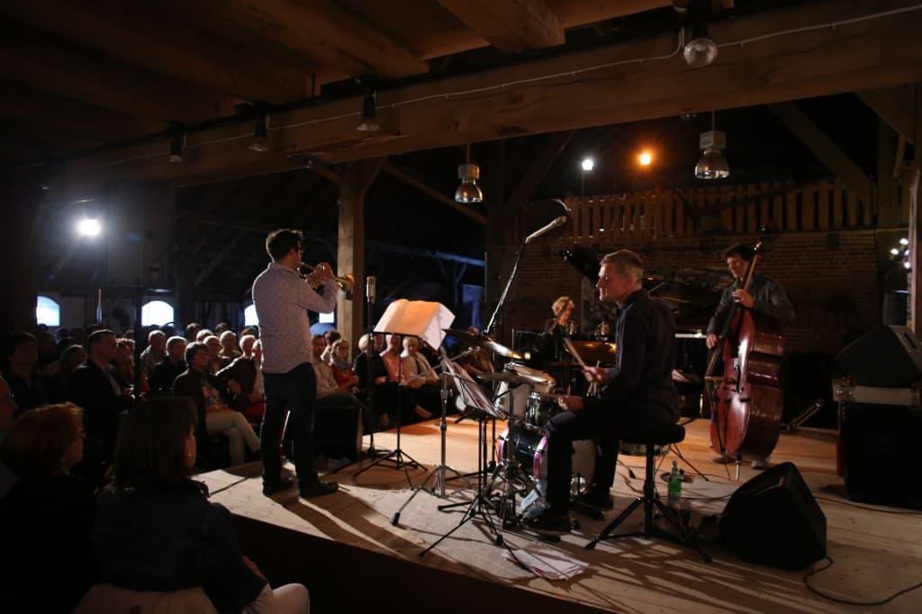 Julia Hülsmann Quartett, Foto: Karlheinz Krämer