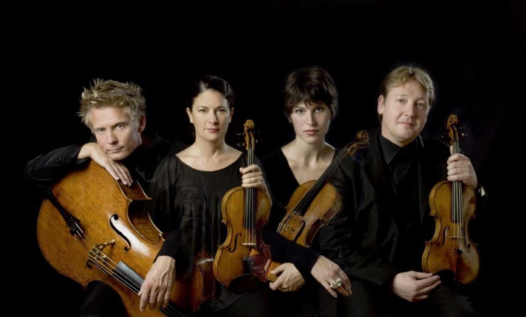 Minguet Quartett, Foto: Ruth Hommelsheim