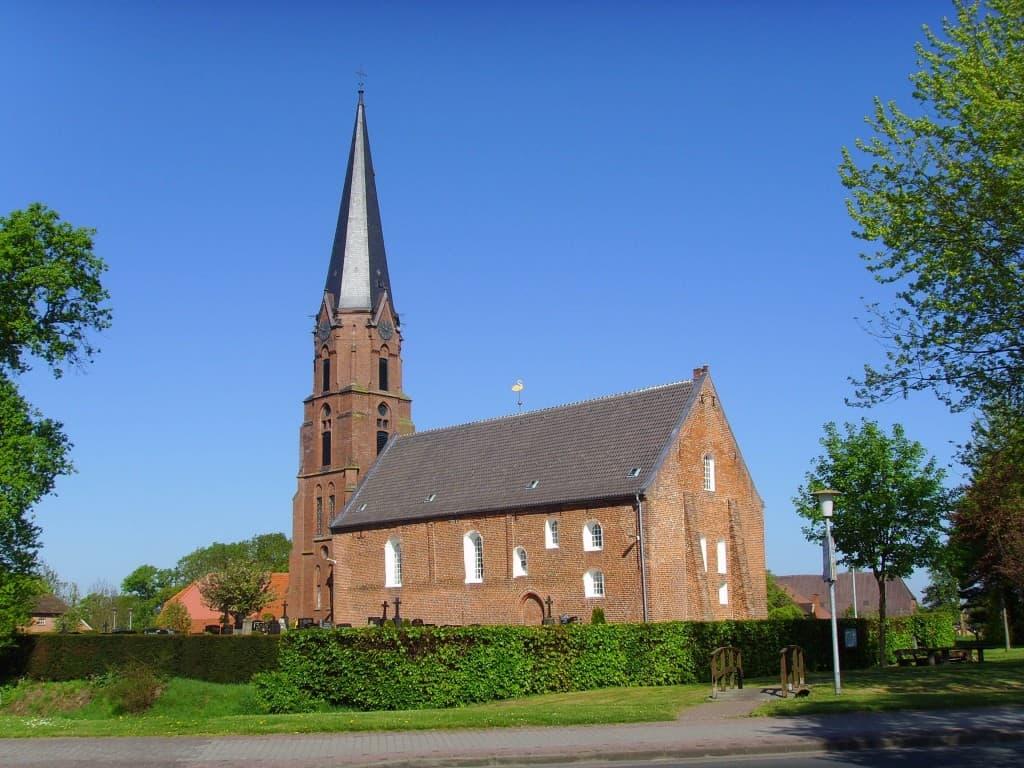 St.-Barbara-Kirche Bagband, Foto: Karlheinz Krämer