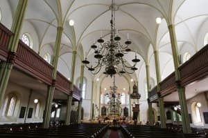 Innenansicht St.-Magnus-Kirche Esens