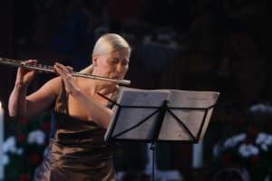 Christina Fassbender, Foto: Karlheinz Krämer