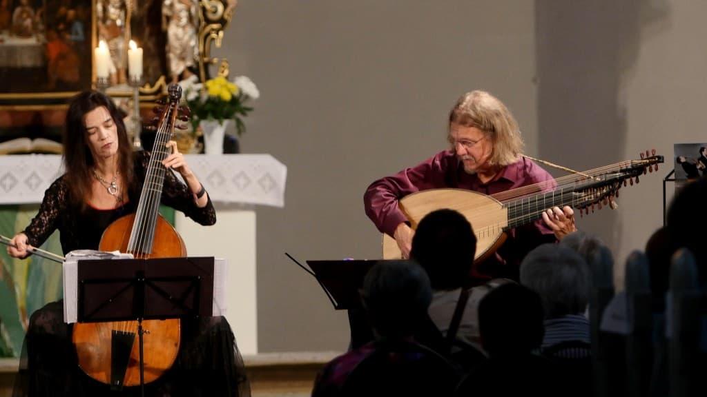 Hille Perl und Lee Santana, Foto: Karlheinz Krämer