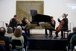 Minguet Quartett, Foto: Karlheinz Krämer