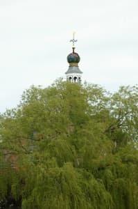 Neue Kirche, Foto: Karlheinz Krämer