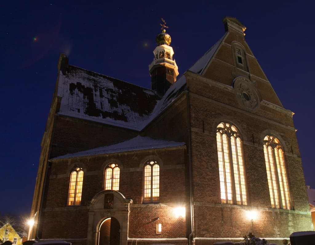 Neue Kirche Emden, Foto: Karlheinz Krämer