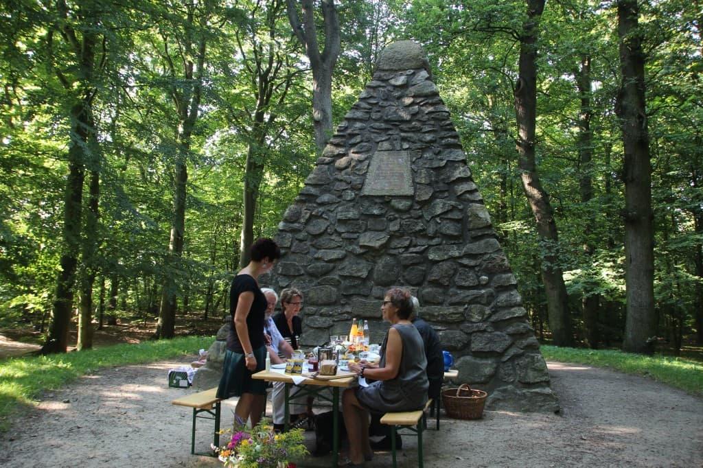 Streifzug: Picknick am Upstalsboom, Foto: Matthias Bergmann