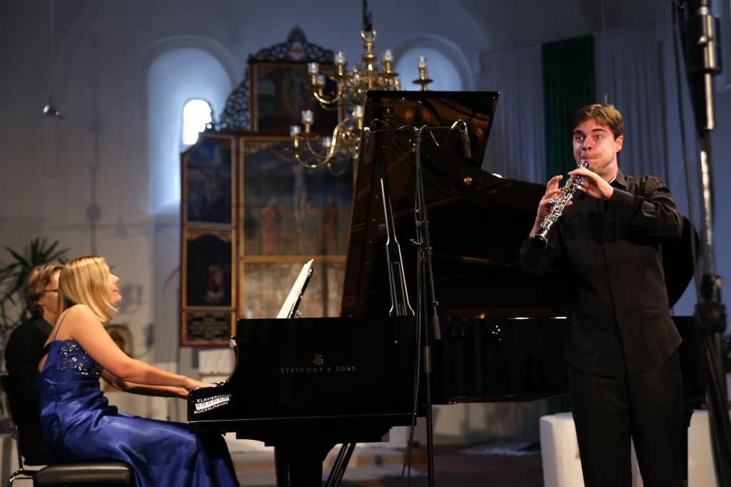 Annika Treutler und Ramón Ortega Quero, Foto: Gonda van Ellen