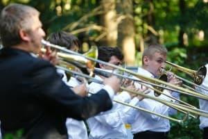 Trombone Unit Hannover, Foto: Karlheinz Krämer