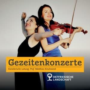 Lilit Grigoryan und Liya Petrova - Gezeitenkonzerte 2015
