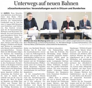 Rheiderland Zeitung, Donnerstag, 19. März 2015, Seite 4