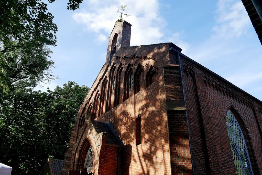 Reformierte Kirche Loppersum, Foto: Karlheinz Krämer