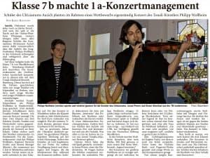 Ostfriesische Nachrichten, Samstag, 6. Juni 2015, Seite 6
