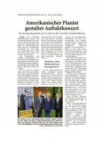 Ostfriesische Nachrichten, Samstag, 13. Juni 2015, Seite 7