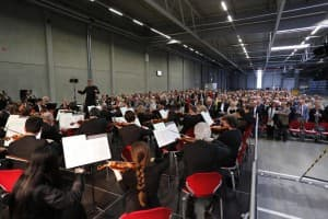 Blick ins Publikum, Foto: Karlheinz Krämer