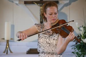 Carolin Widmann, Foto: Karlheinz Krämer