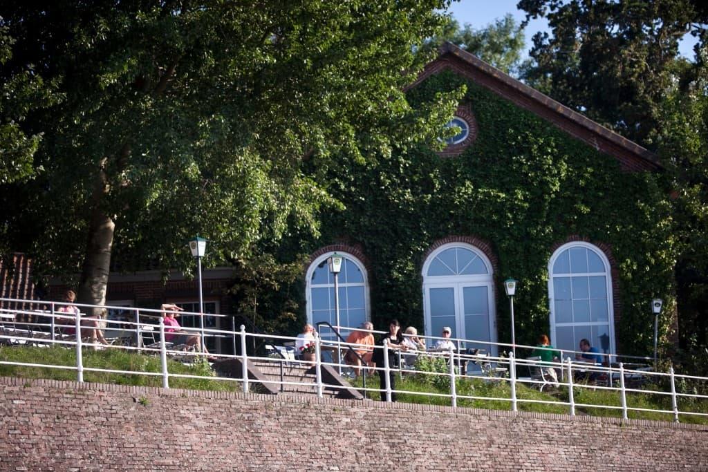 Kurhaus Dangast, Foto: Karlheinz Krämer