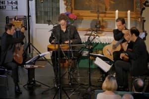 Aleph Gitarrenquartett, Foto: Karlheinz Krämer