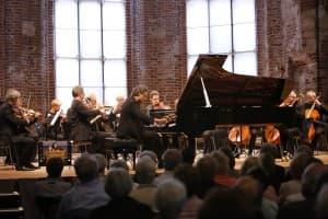 Münchener Kammerorchester unter Daniel Giglberger mit Matthias Kirschnereit, Foto: Karlheinz Krämer