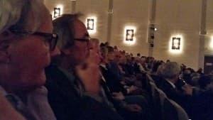 Das Publikum im Neuen Theater