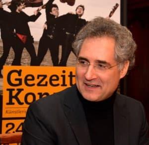 Matthias Kirschnereit, seit 2012 künstlerischer Leiter der Gezeitenkonzerte