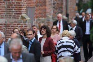 Publikum in freudiger Erwartung, Foto: Karlheinz Krämer
