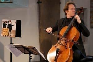Jan Vogler, Foto: Karlheinz Krämer