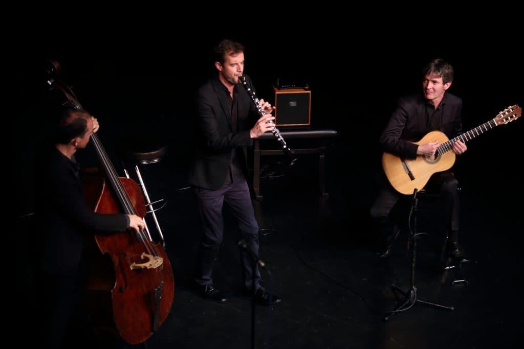 David Orlowsky Trio, Foto: Karlheinz Krämer