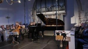 Ramon Jaffé und Andreas Frölich mit der 4. Cello-Sonate von Beethoven sowie Grieg, Foto: Karlheinz Krämer