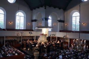Die Akademie für Alte Musik Berlin unter der Leitung von Frank Beermann mit Sopranistin Julia Bauer, Foto: Karlheinz Krämer