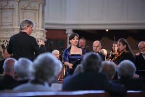 Frank Beermann und Julia Bauer, Foto: Karlheinz Krämer