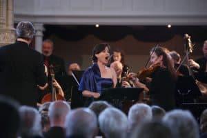 Julia Bauer mit Höchstleistungen beim Gezeitenkonzert in Leer, Foto: Karlheinz Krämer